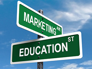 Marketers as Educators